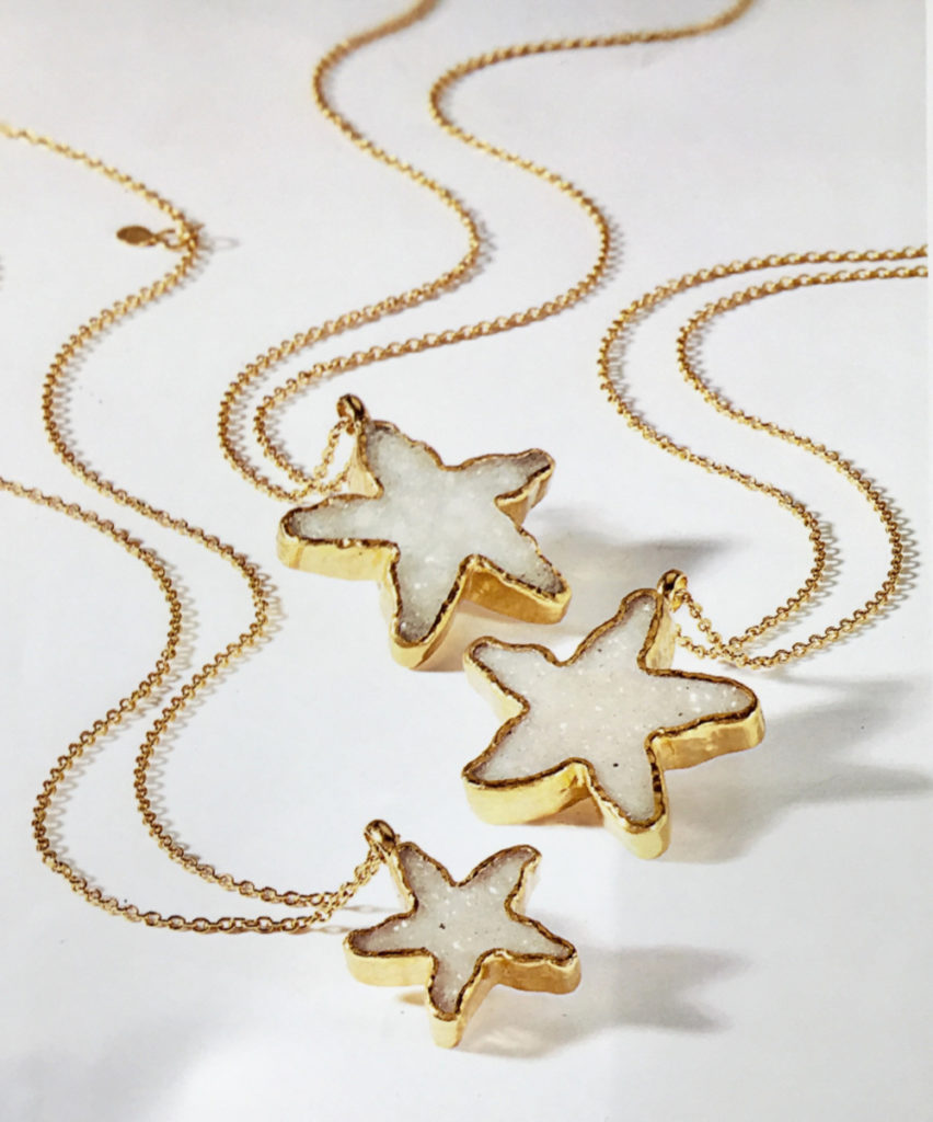 Introducing Exclusive Gurhan Pendant, The Lily Starfish