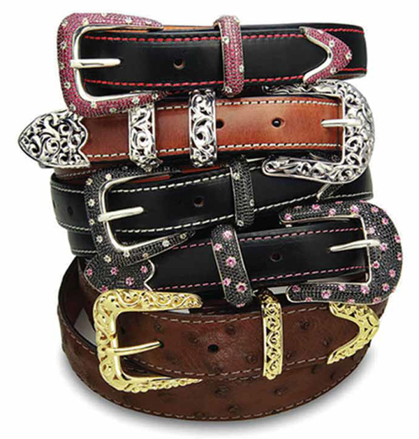Introducing Our Luxury Signature Belt Collection