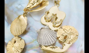 Lily Sea Life Jewelry Collection