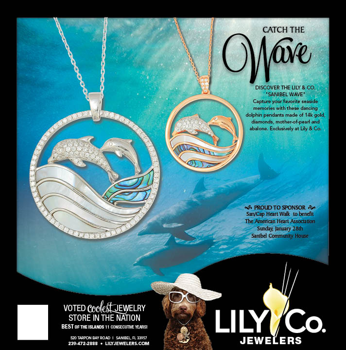 Lily & Co. Jewelers Introduces New 'Sanibel Wave' Design